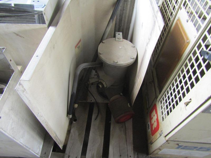Lot 57 - Ingersoll-Rand Air Compressor Parts