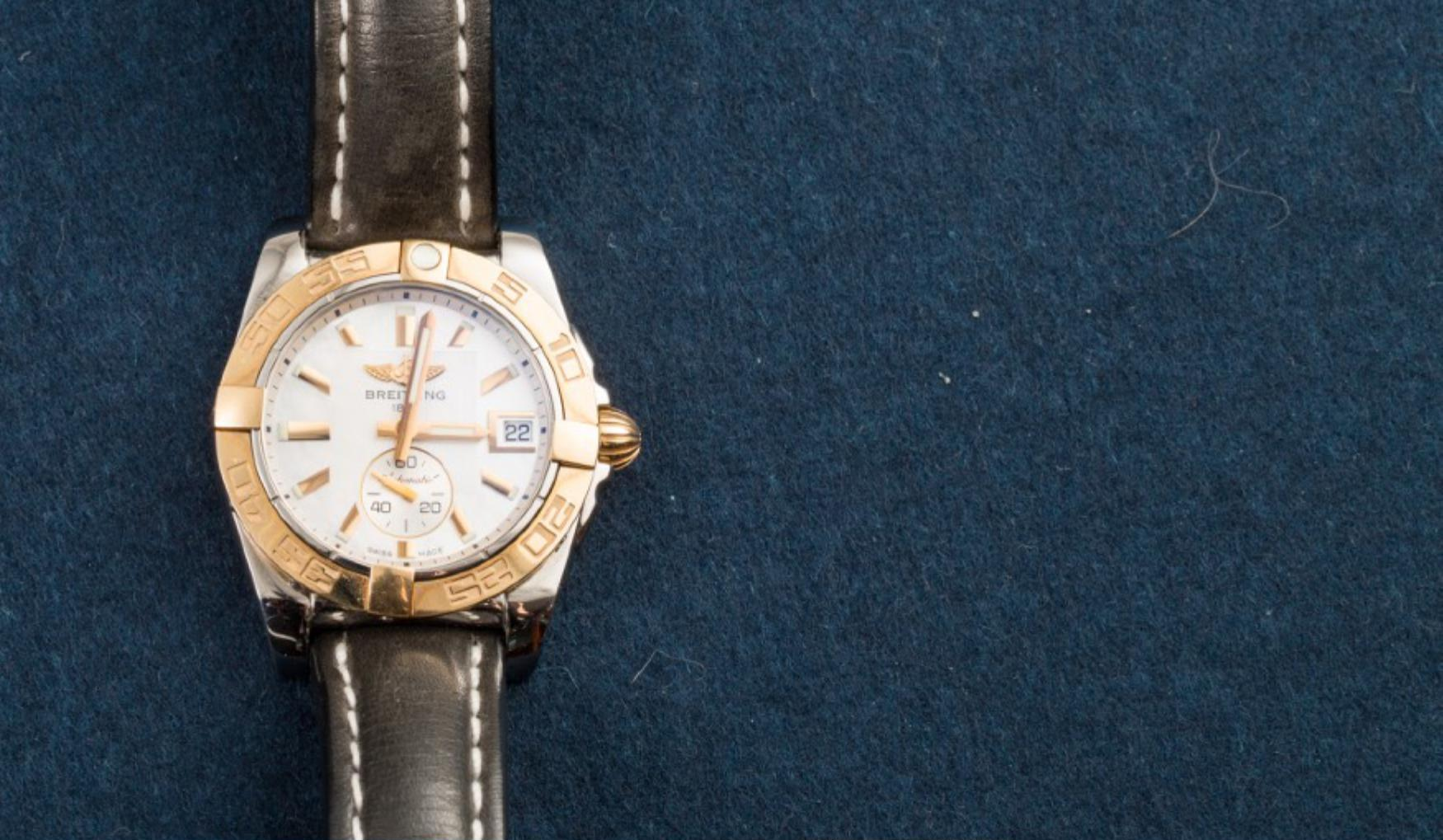 Lot 6 - BREITLING, New Old Stock, Galactic