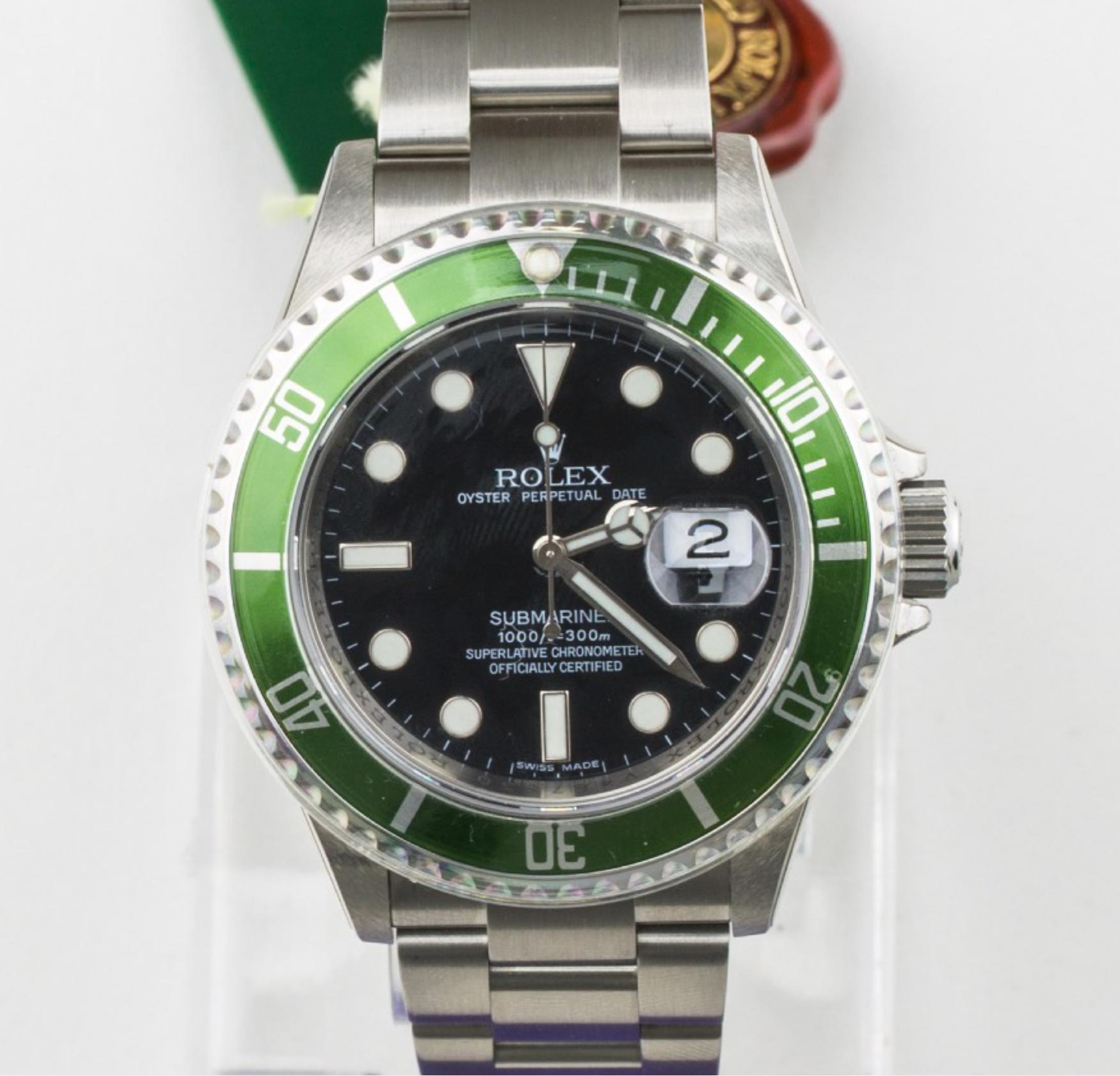 Lot 24 - ROLEX, Rolex Submariner, New Old Stock