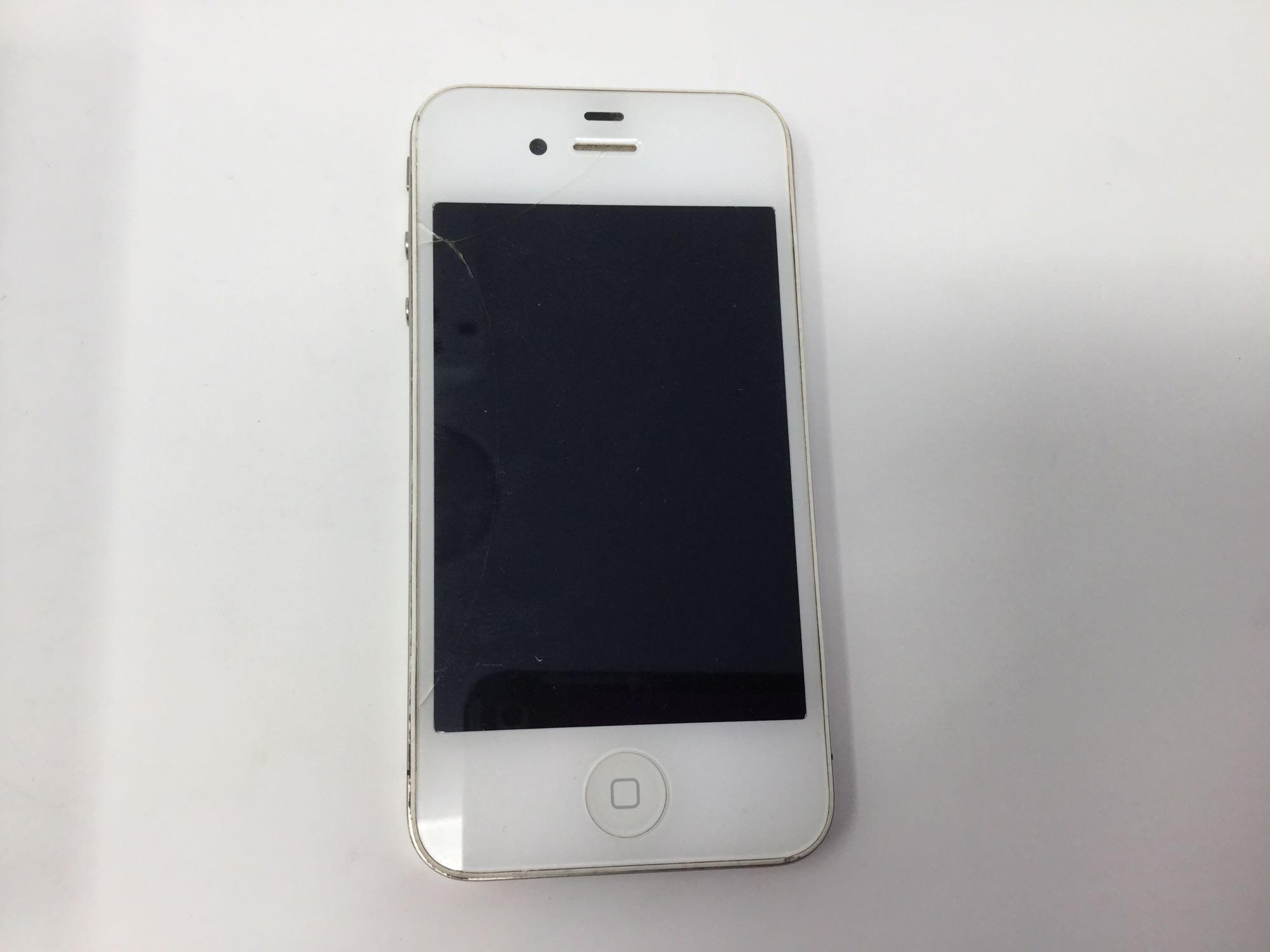 Lot 2 - iPhone 4S White 8GB