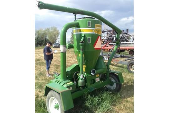 Walinga Agri Vac 510 Std  grain vac MT510S89044064HSXNF
