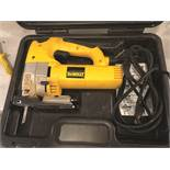 DEWALT ELECTRIC JIG SAW DW321, S/N 056635
