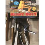 ARROW ELECTRIC STAPLE & NAIL GUN AND STAPLE GUNS