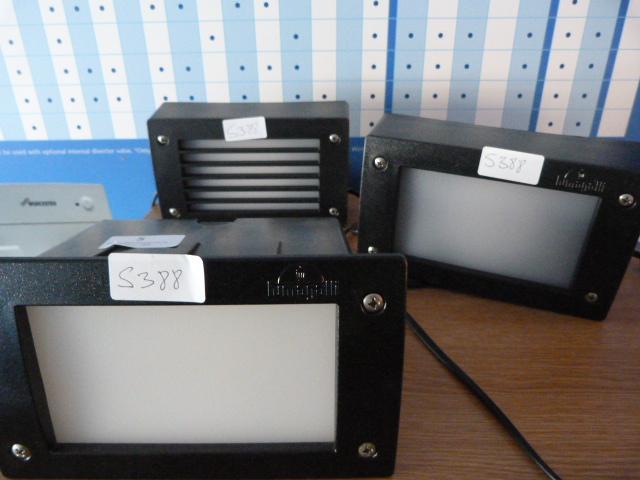 Lot 5 - *Three Fumagalli External Light Fittings