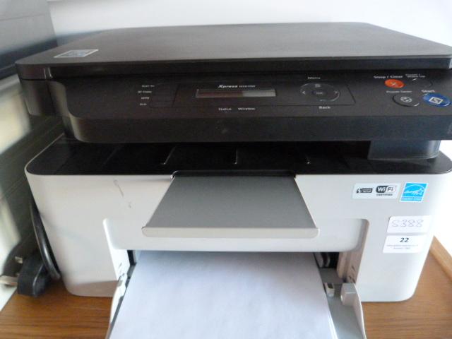 Lot 22 - *Express M2070W Printer