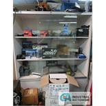"54"" X 24"" X 72"" GLASS FRONT DISPLAY CABINET"