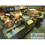(LOT) MISCELLANEOUS ELECTRICAL BOXES, PANELS, SURGE PROTECTORS, FUSE HOLDERS