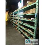 CONTENTS (6) RACKS INCLUDING MISCELLANEOUS FUSES **NO RACKS**
