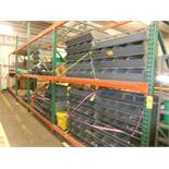 LOT: (3) SECTIONS PALLET RACKING