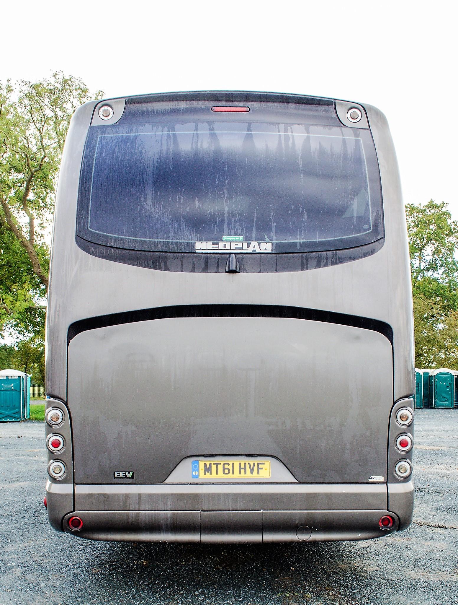 MAN Neoplan Tourliner 53 seat luxury coach Registration Number: MT61 HVF Date of Registration: 01/ - Image 6 of 21