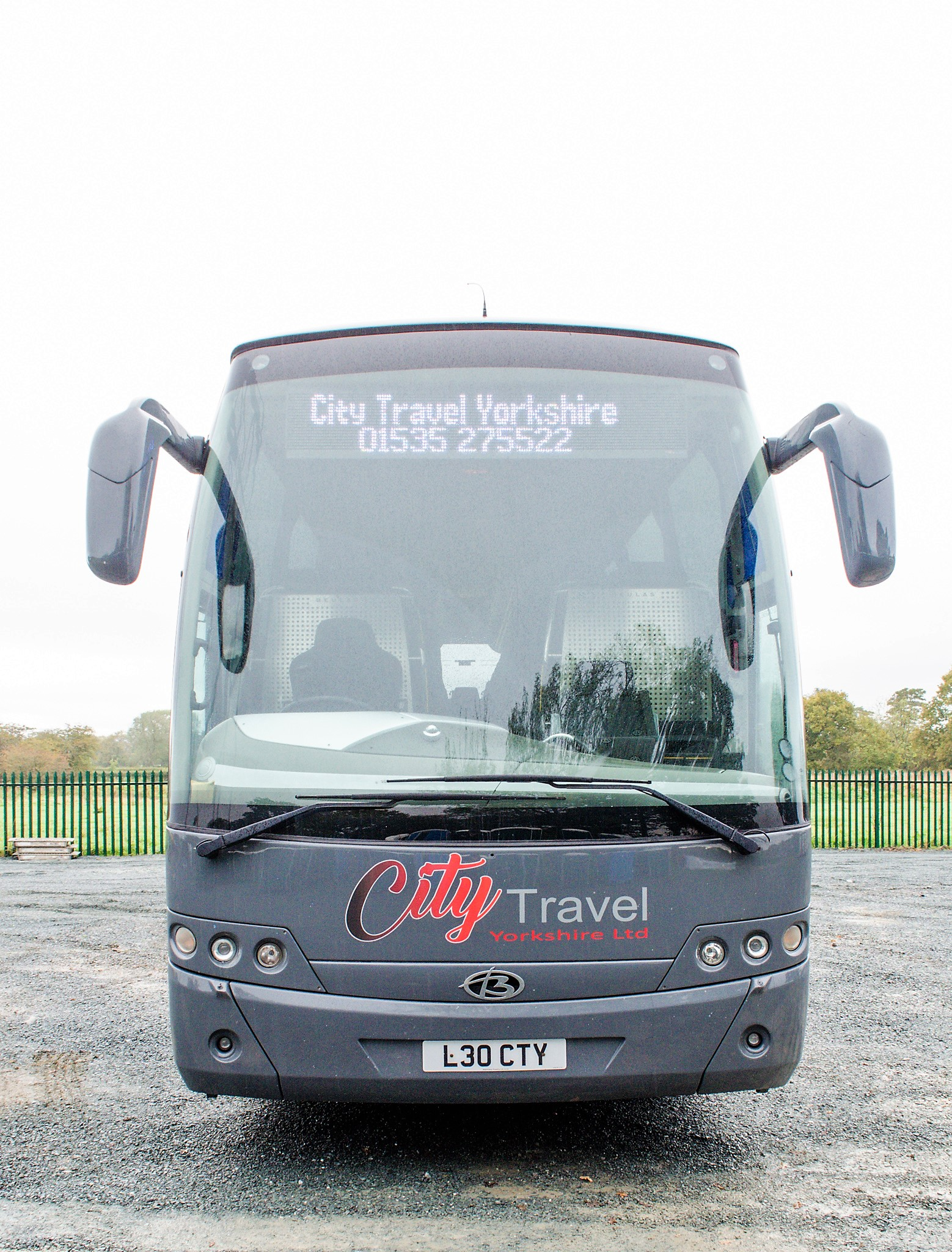 MAN F2000 Beulas Aura 54 seat luxury coach Registration Number: KC08 KTC Date of Registration: 30/ - Image 5 of 19