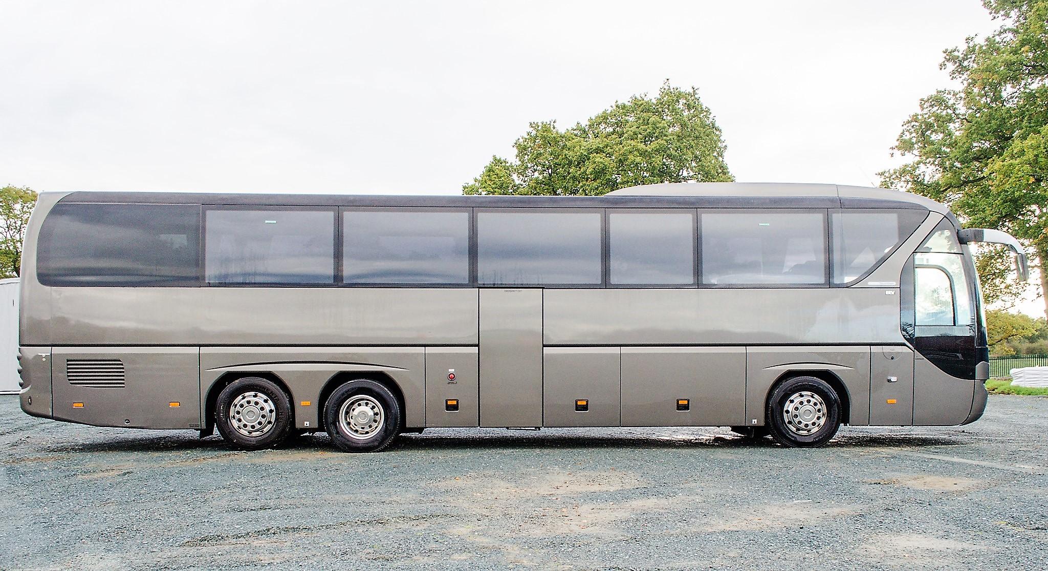 MAN Neoplan Tourliner 53 seat luxury coach Registration Number: MT61 HVF Date of Registration: 01/ - Image 8 of 21