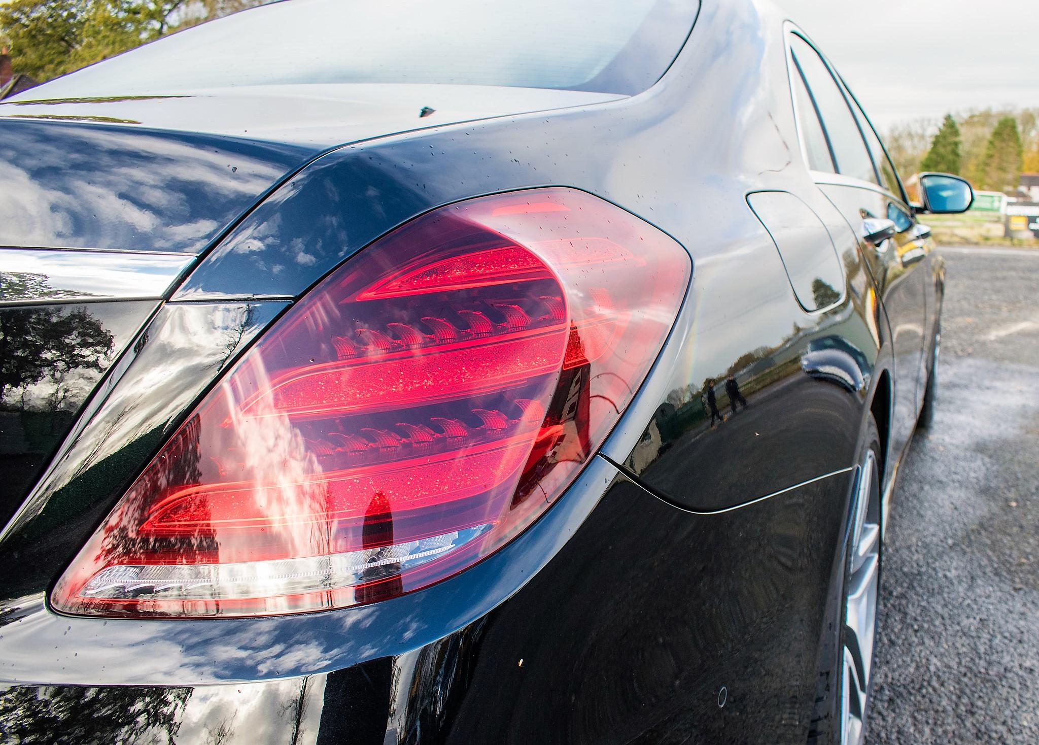 Mercedes Benz S450 L AMG Line Executive auto petrol 4 door saloon car Registration Number: FX68 - Image 10 of 30