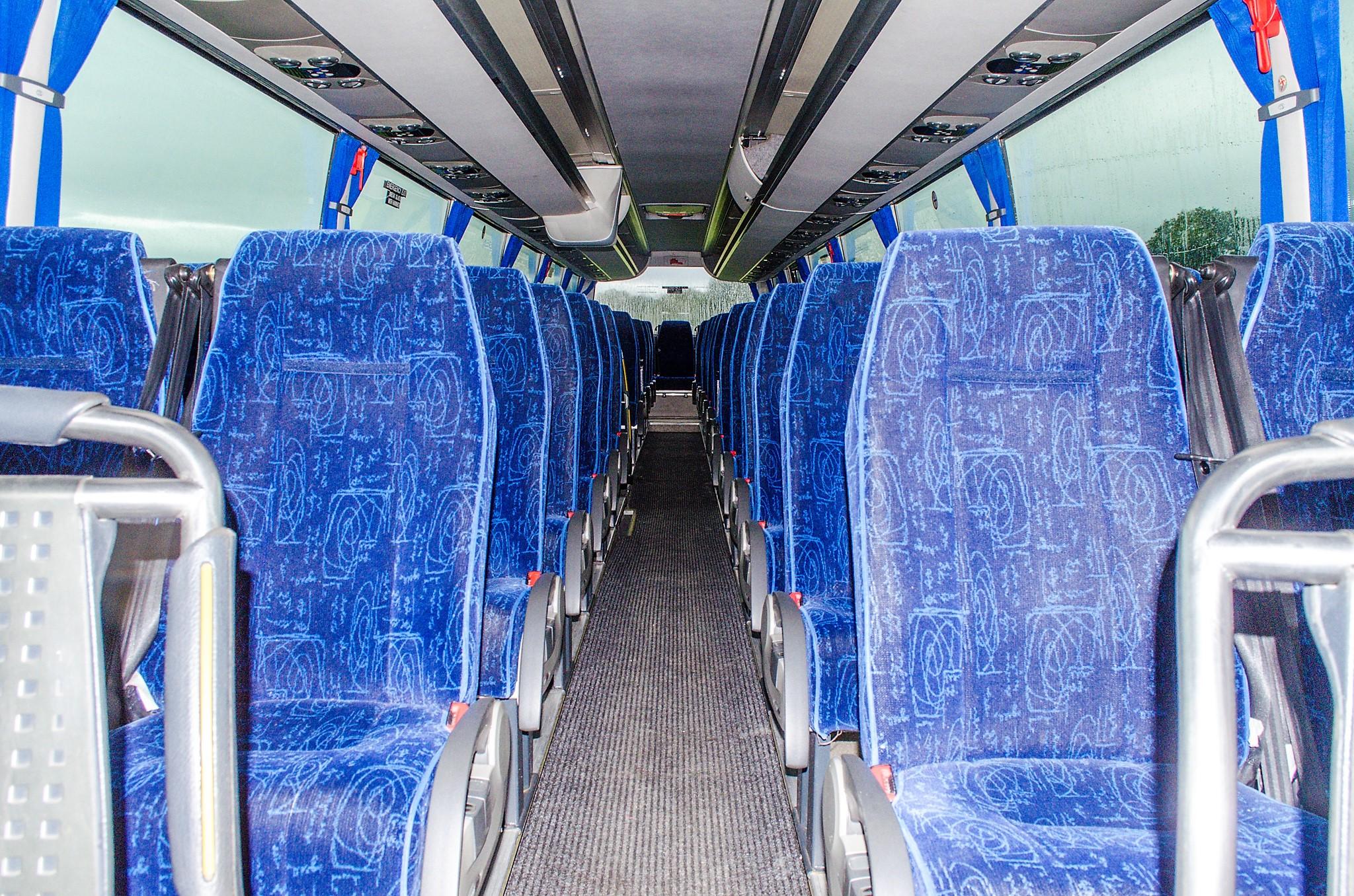 MAN F2000 Beulas Aura 54 seat luxury coach Registration Number: KC08 KTC Date of Registration: 30/ - Image 14 of 19