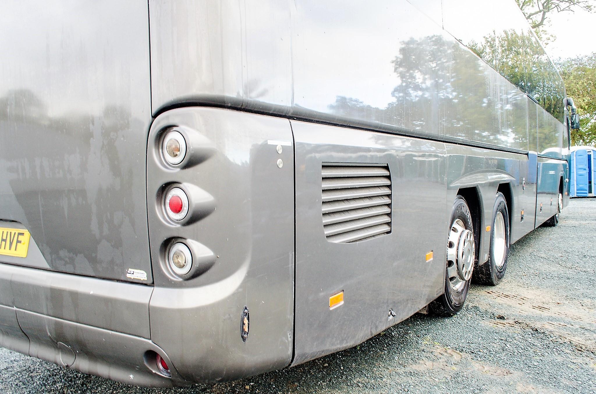 MAN Neoplan Tourliner 53 seat luxury coach Registration Number: MT61 HVF Date of Registration: 01/ - Image 12 of 21
