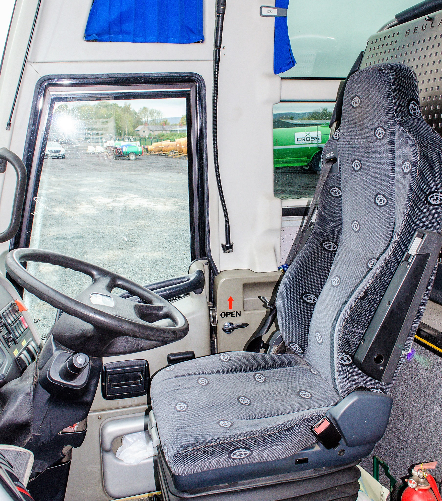 MAN F2000 Beulas Aura 54 seat luxury coach Registration Number: KC08 KTC Date of Registration: 30/ - Image 18 of 19