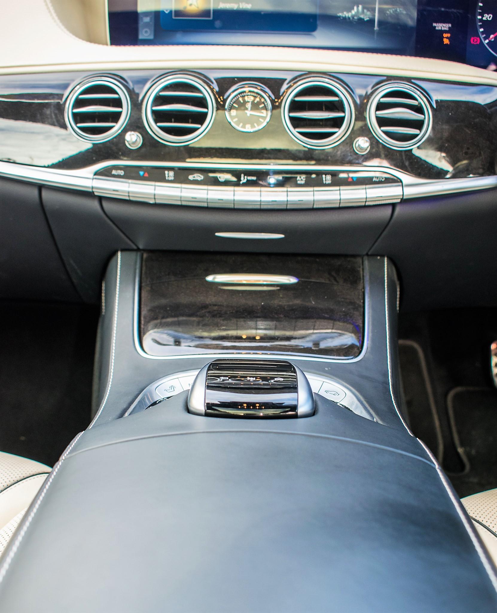 Mercedes Benz S450 L AMG Line Executive auto petrol 4 door saloon car Registration Number: FX68 - Image 29 of 30