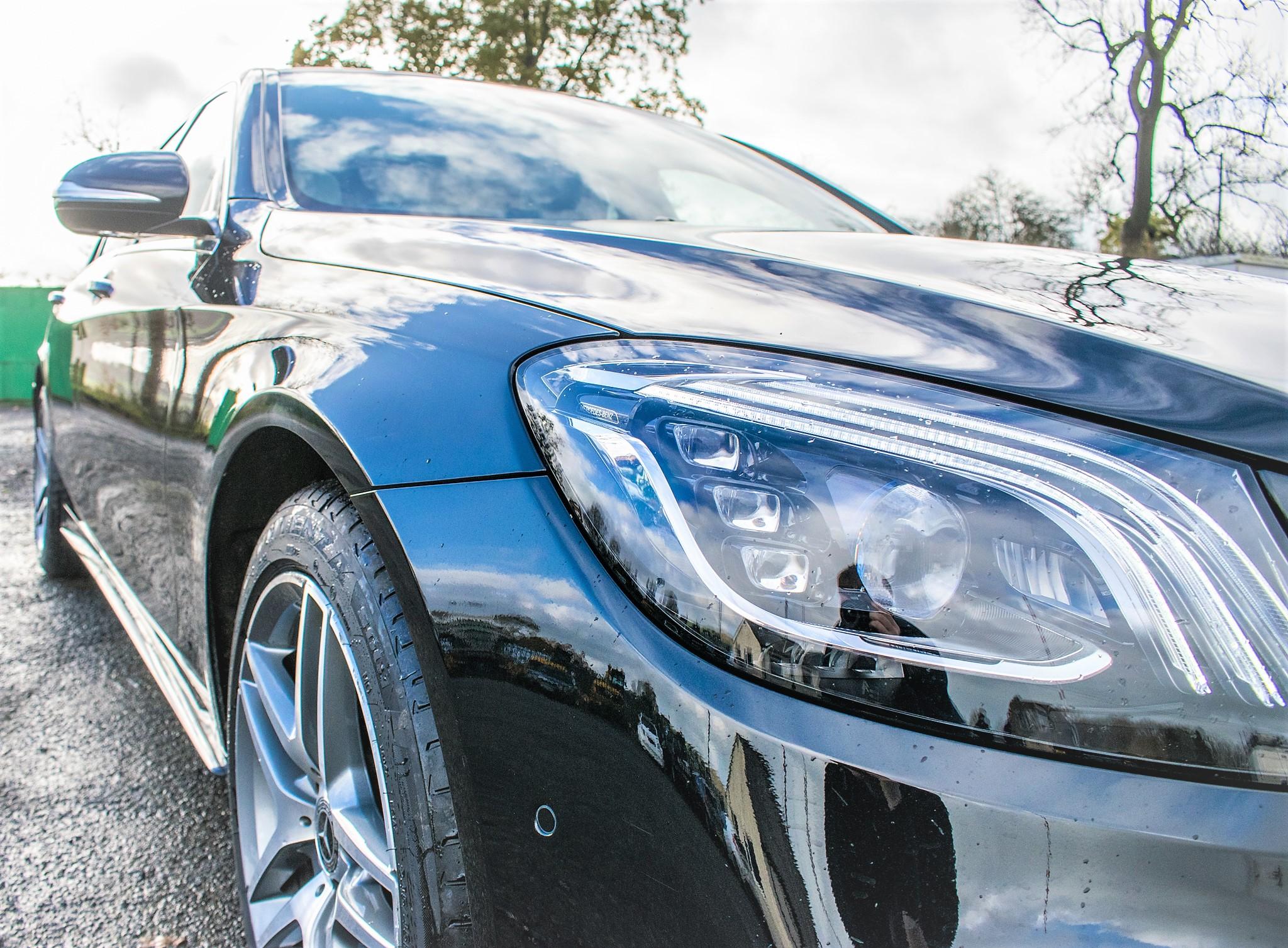 Mercedes Benz S450 L AMG Line Executive auto petrol 4 door saloon car Registration Number: FX68 - Image 13 of 30