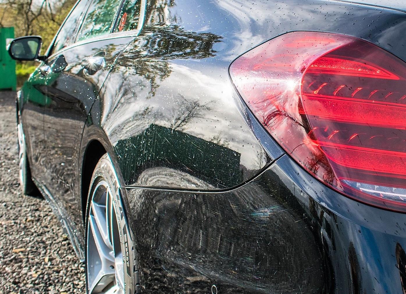 Mercedes Benz S450 L AMG Line Executive auto petrol 4 door saloon car Registration Number: FX68 - Image 11 of 30