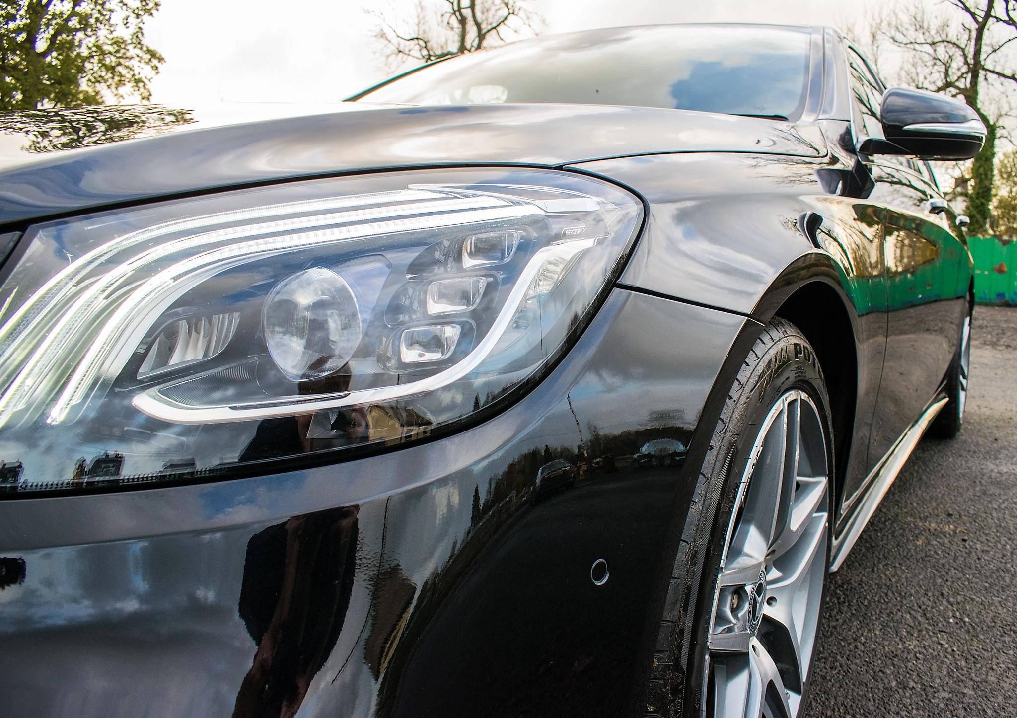 Mercedes Benz S450 L AMG Line Executive auto petrol 4 door saloon car Registration Number: FX68 - Image 12 of 33