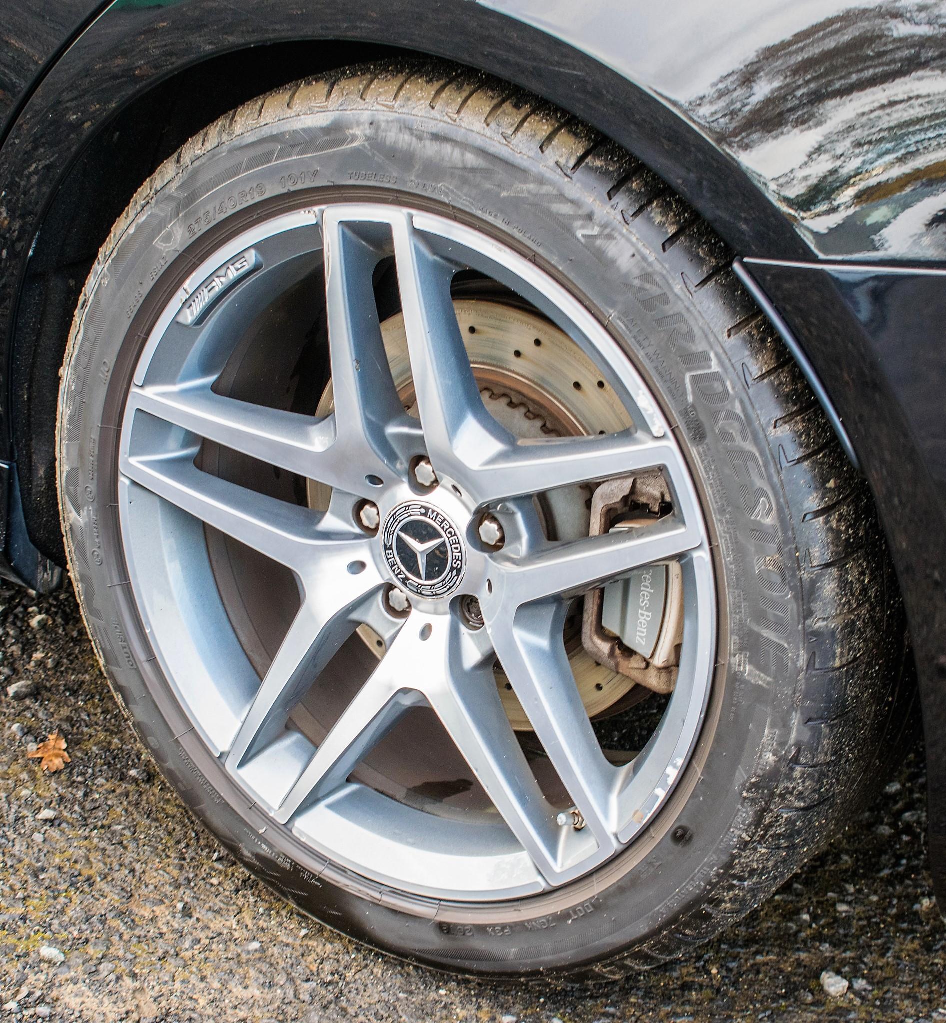 Mercedes Benz S450 L AMG Line Executive auto petrol 4 door saloon car Registration Number: FX68 - Image 9 of 33