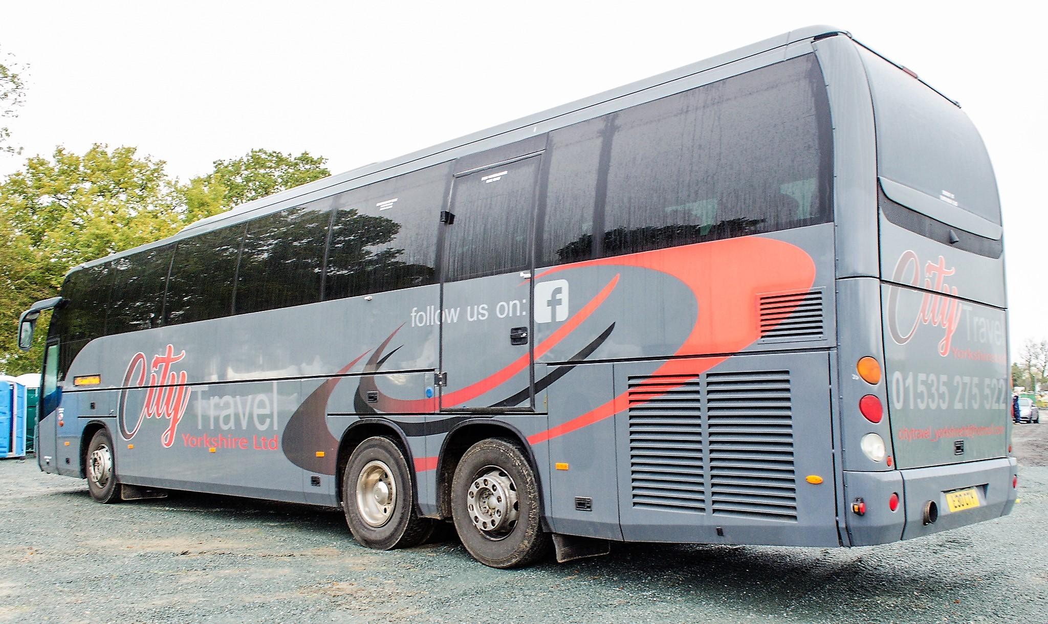 MAN F2000 Beulas Aura 54 seat luxury coach Registration Number: KC08 KTC Date of Registration: 30/ - Image 3 of 19