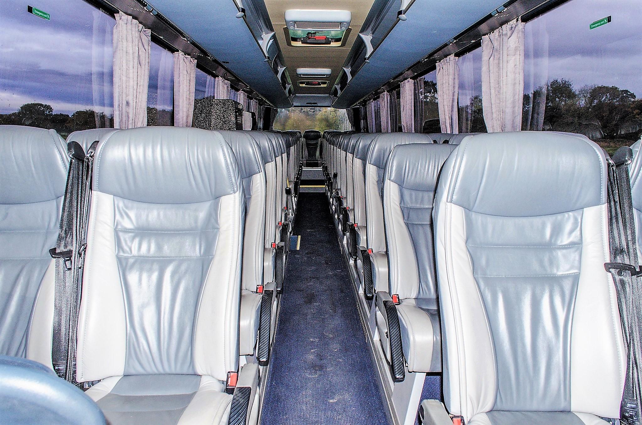 MAN Neoplan Tourliner 53 seat luxury coach Registration Number: MT61 HVF Date of Registration: 01/ - Image 14 of 21