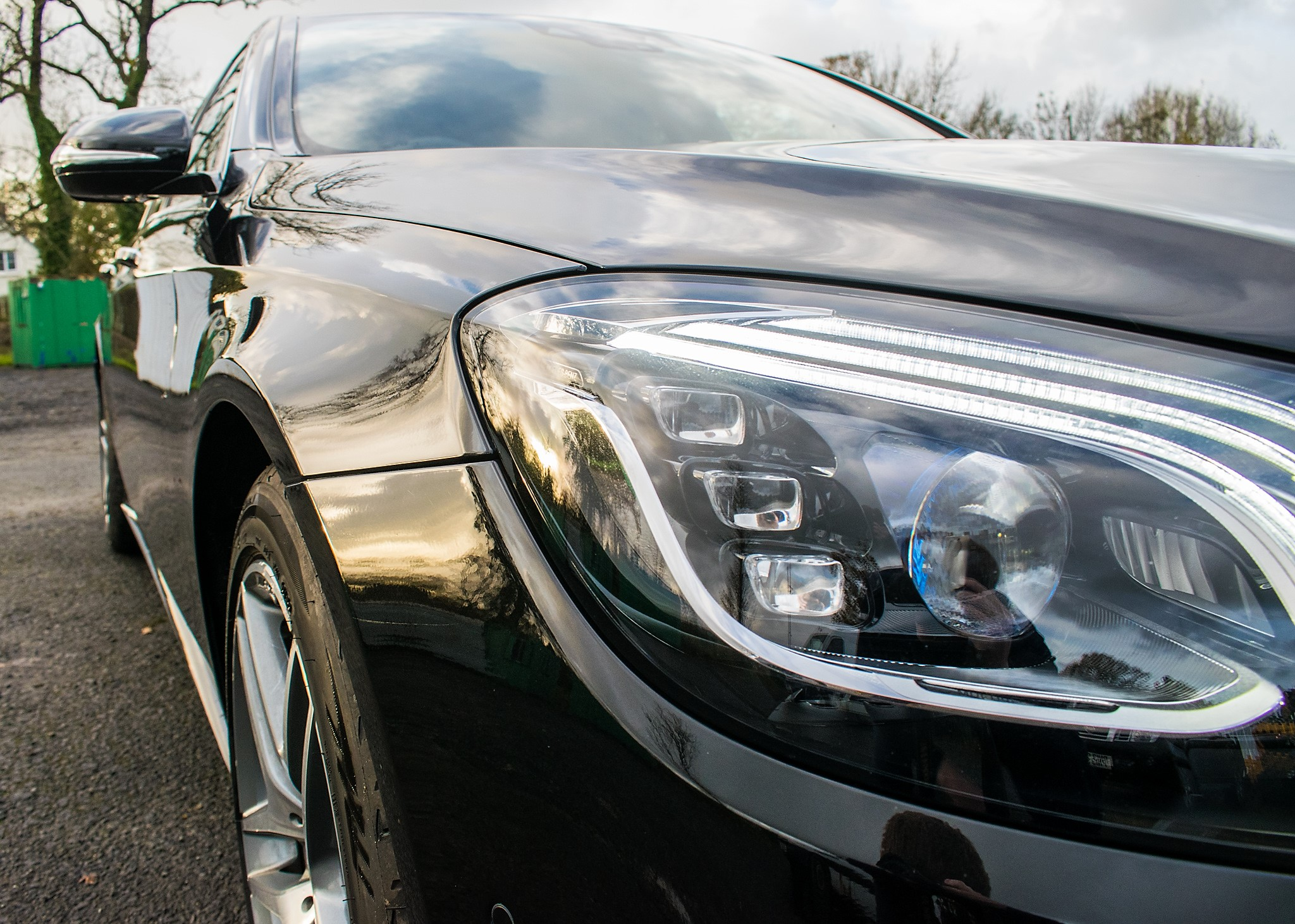 Mercedes Benz S450 L AMG Line Executive auto petrol 4 door saloon car Registration Number: FX68 - Image 11 of 33