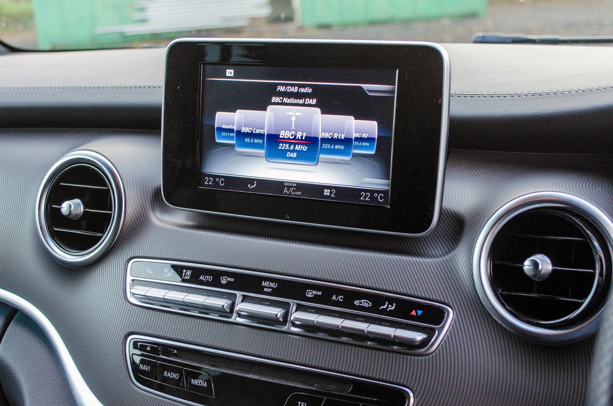 Mercedes Benz V250 Sport Bluetec XLWB auto diesel 8 seat MPV Reg No: FY68 JTO Date of First - Image 24 of 27