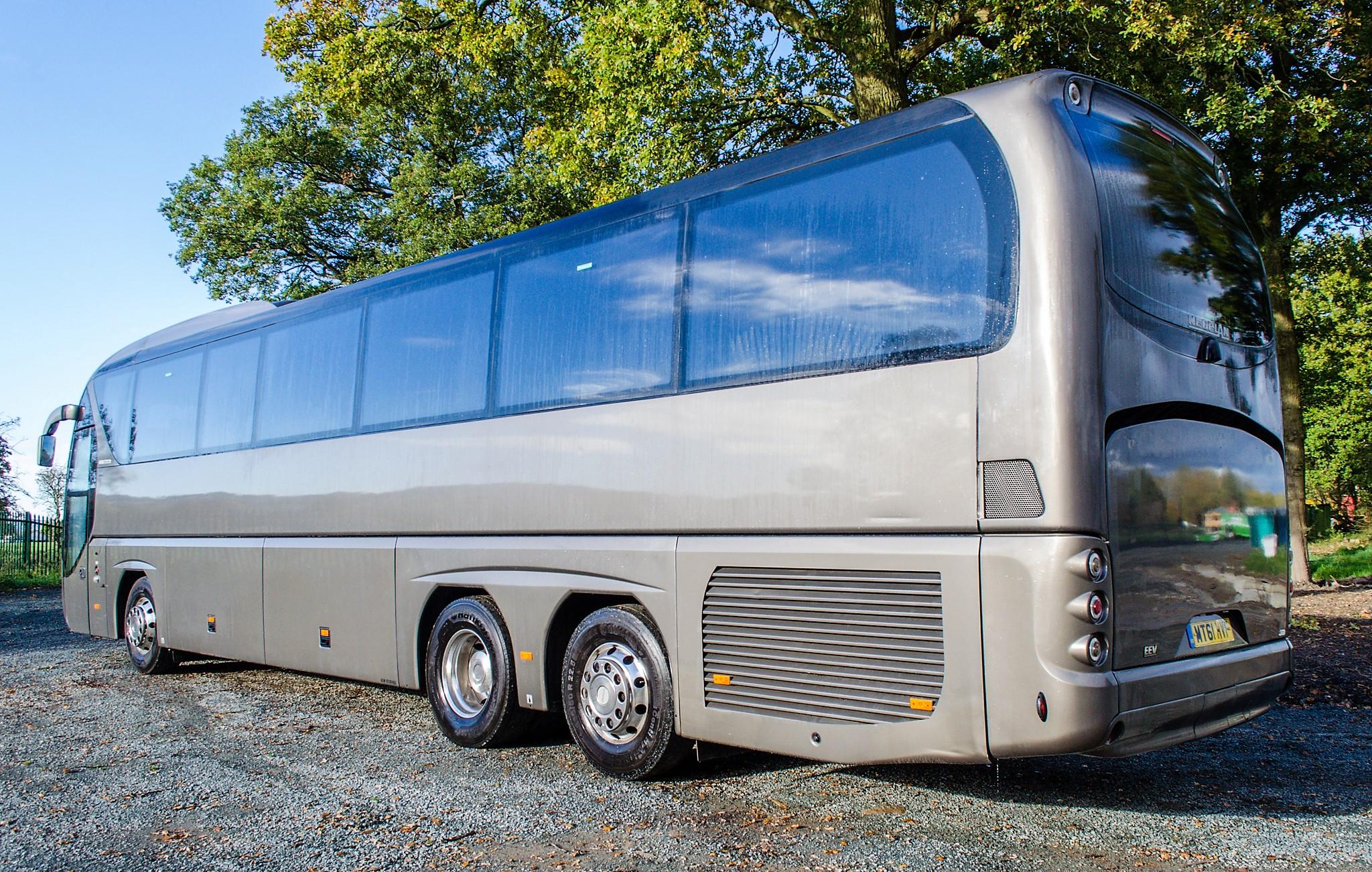 MAN Neoplan Tourliner 53 seat luxury coach Registration Number: MT61 HVF Date of Registration: 01/ - Image 3 of 21