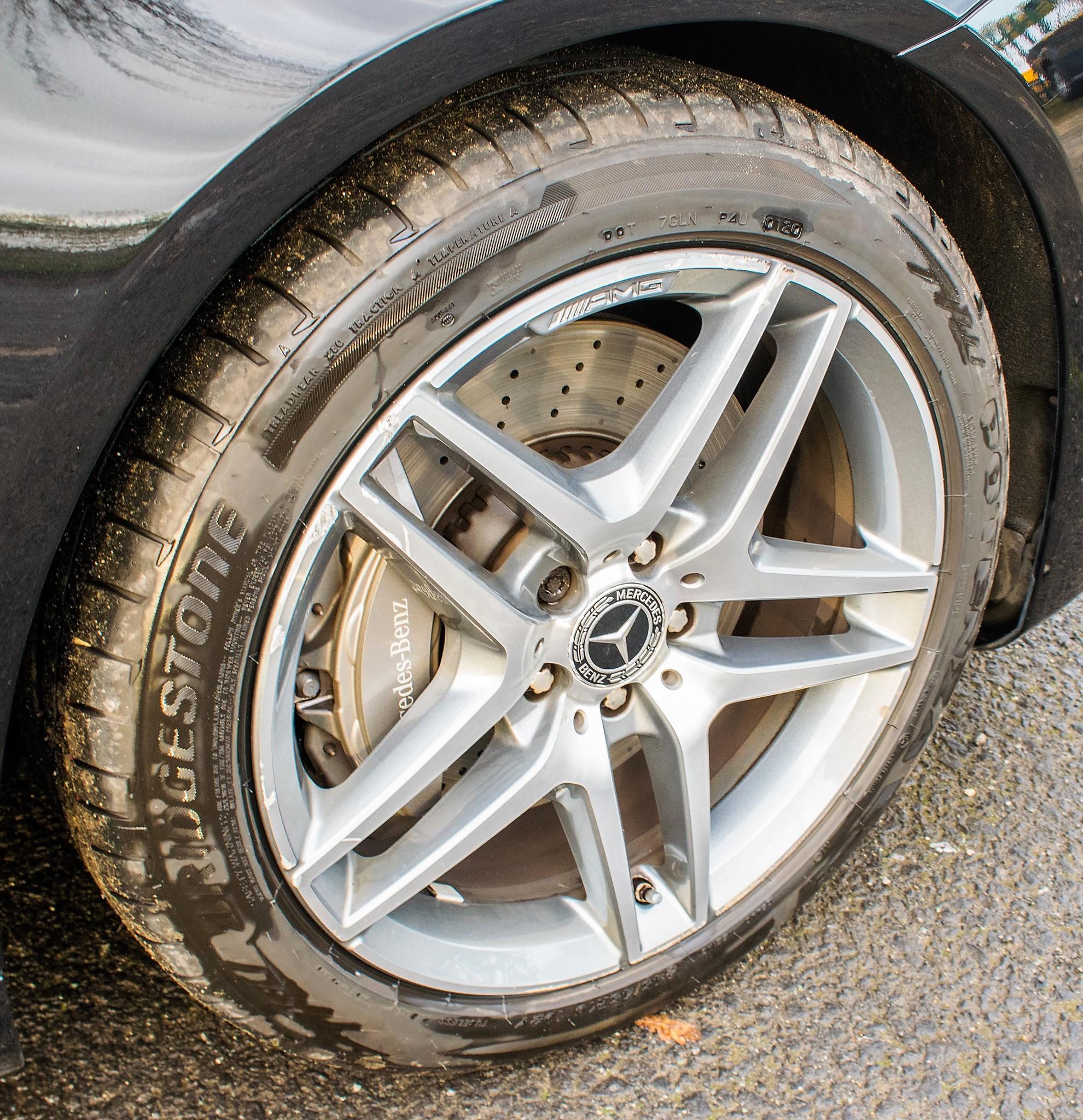Mercedes Benz S450 L AMG Line Executive auto petrol 4 door saloon car Registration Number: FX68 - Image 16 of 33