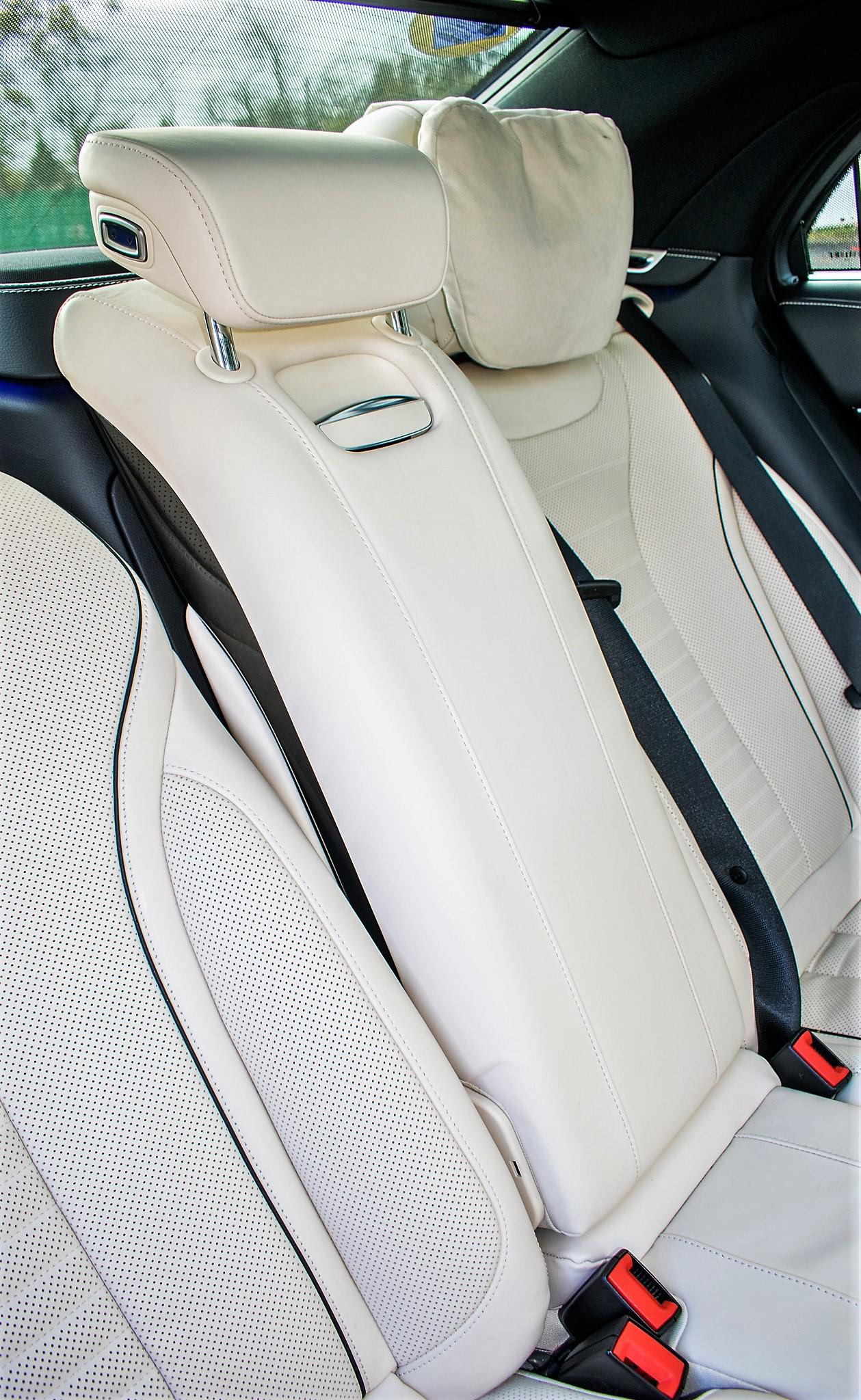 Mercedes Benz S450 L AMG Line Executive auto petrol 4 door saloon car Registration Number: FX68 - Image 25 of 30