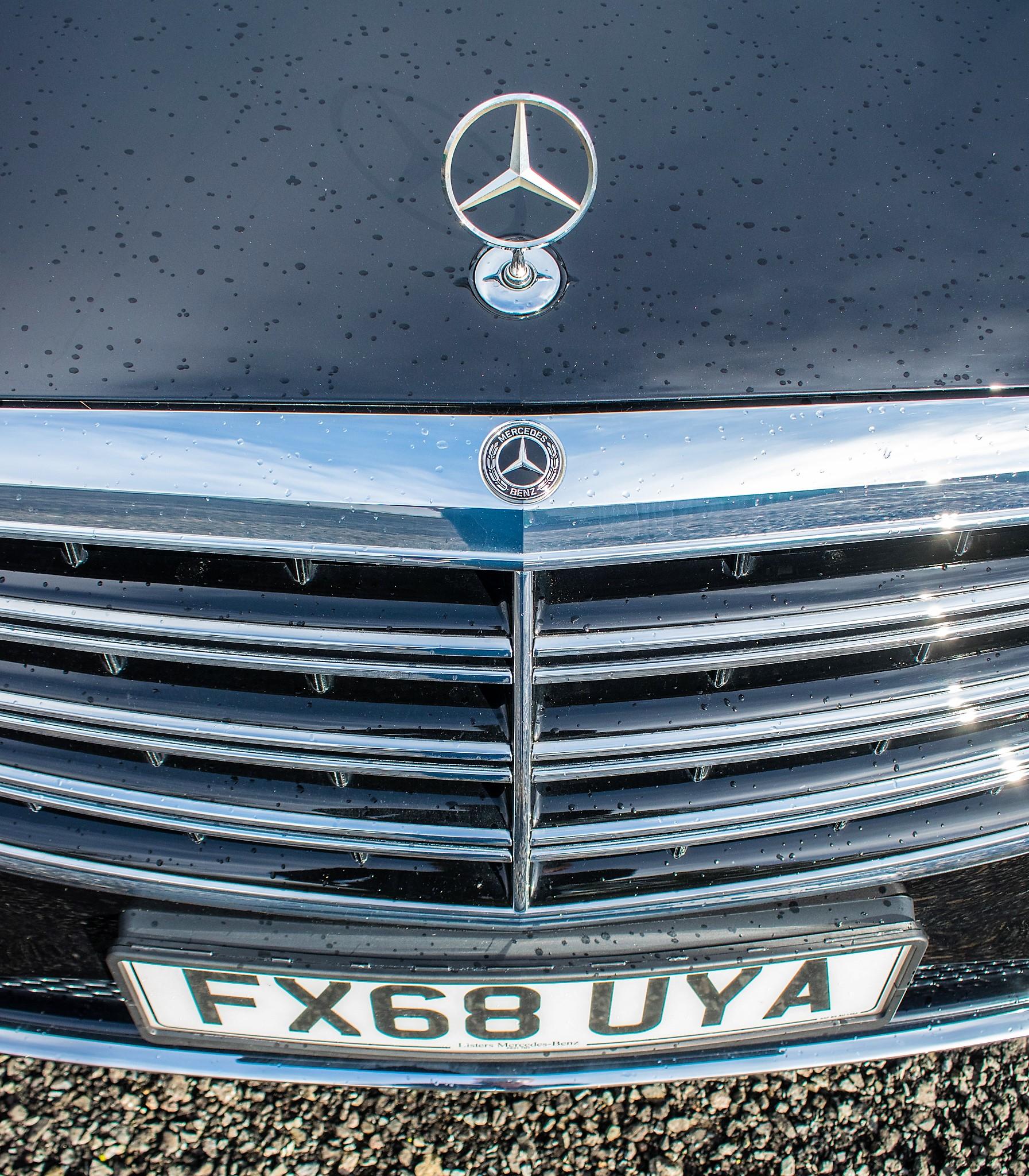 Mercedes Benz S450 L AMG Line Executive auto petrol 4 door saloon car Registration Number: FX68 - Image 8 of 30