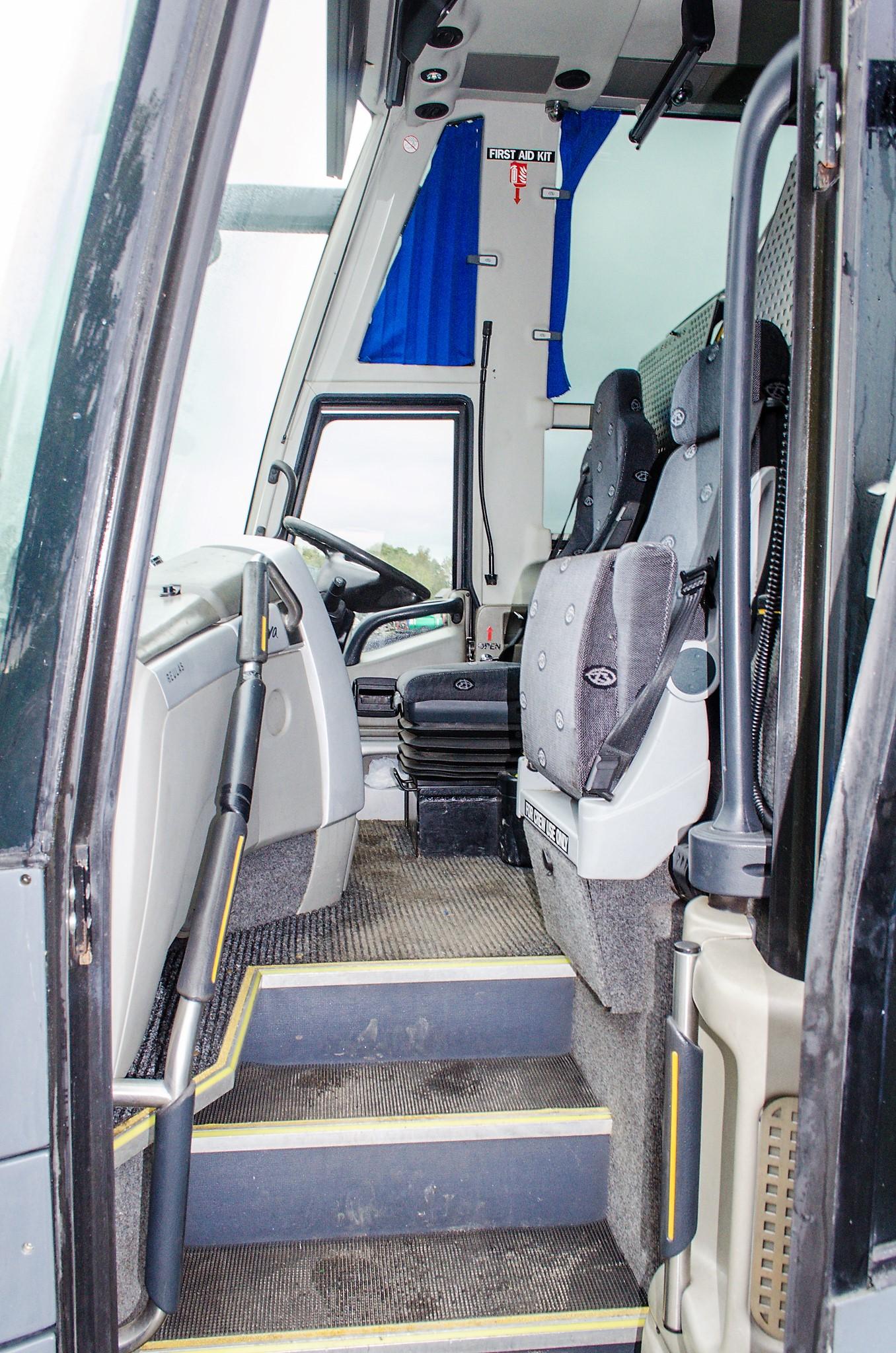 MAN F2000 Beulas Aura 54 seat luxury coach Registration Number: KC08 KTC Date of Registration: 30/ - Image 13 of 19
