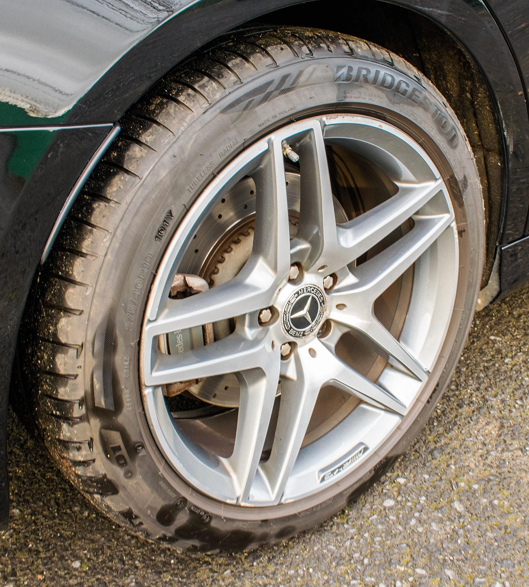 Mercedes Benz S450 L AMG Line Executive auto petrol 4 door saloon car Registration Number: FX68 - Image 15 of 33