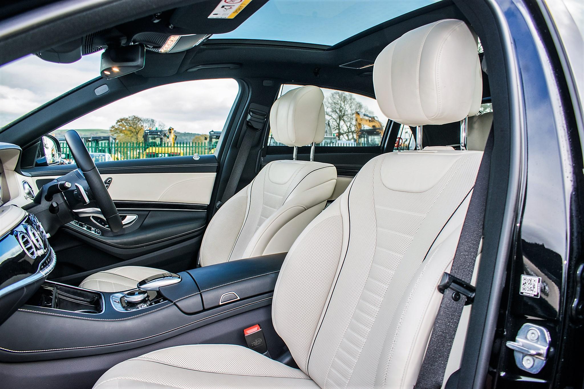 Mercedes Benz S450 L AMG Line Executive auto petrol 4 door saloon car Registration Number: FX68 - Image 22 of 30