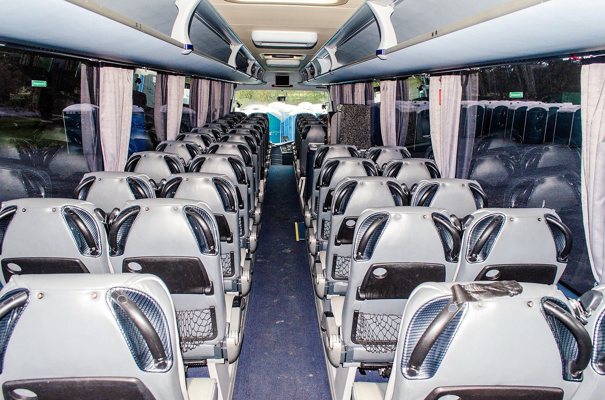 MAN Neoplan Tourliner 53 seat luxury coach Registration Number: MT61 HVF Date of Registration: 01/ - Image 15 of 21