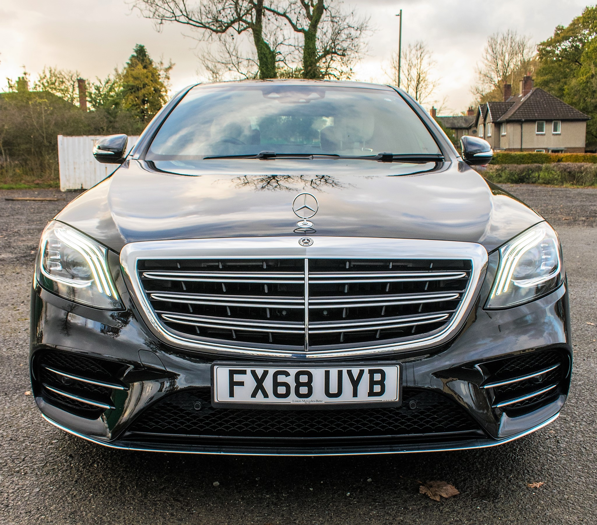 Mercedes Benz S450 L AMG Line Executive auto petrol 4 door saloon car Registration Number: FX68 - Image 5 of 33