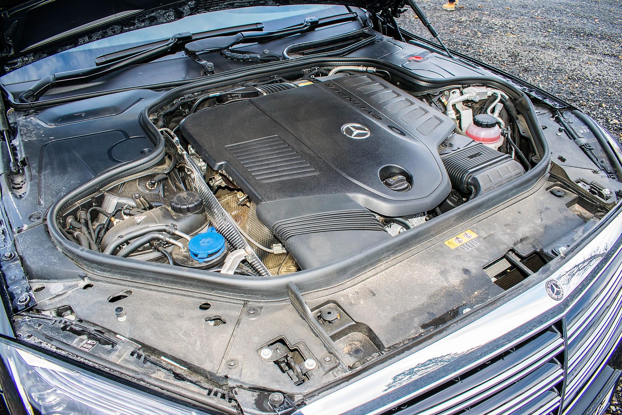 Mercedes Benz S450 L AMG Line Executive auto petrol 4 door saloon car Registration Number: FX68 - Image 33 of 33