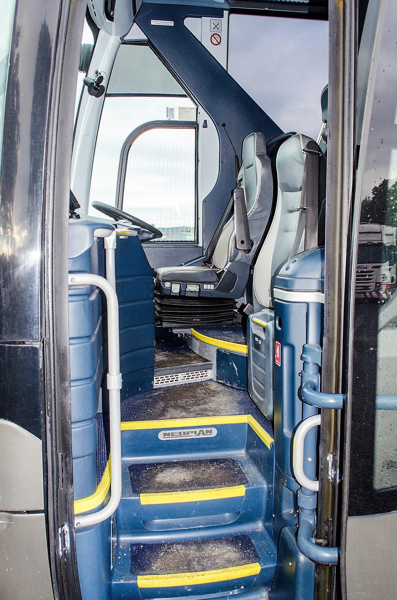 MAN Neoplan Tourliner 53 seat luxury coach Registration Number: MT61 HVF Date of Registration: 01/ - Image 13 of 21