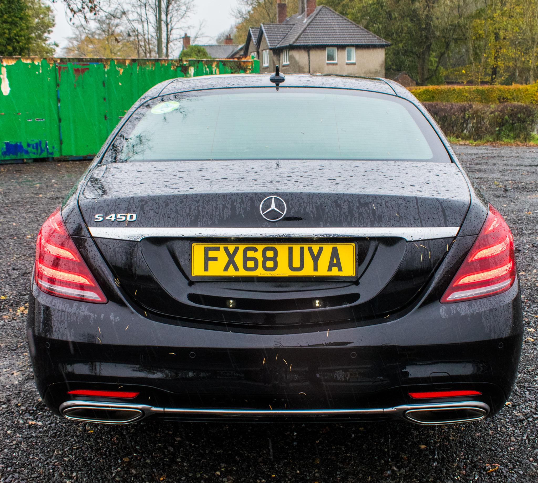 Mercedes Benz S450 L AMG Line Executive auto petrol 4 door saloon car Registration Number: FX68 - Image 6 of 30