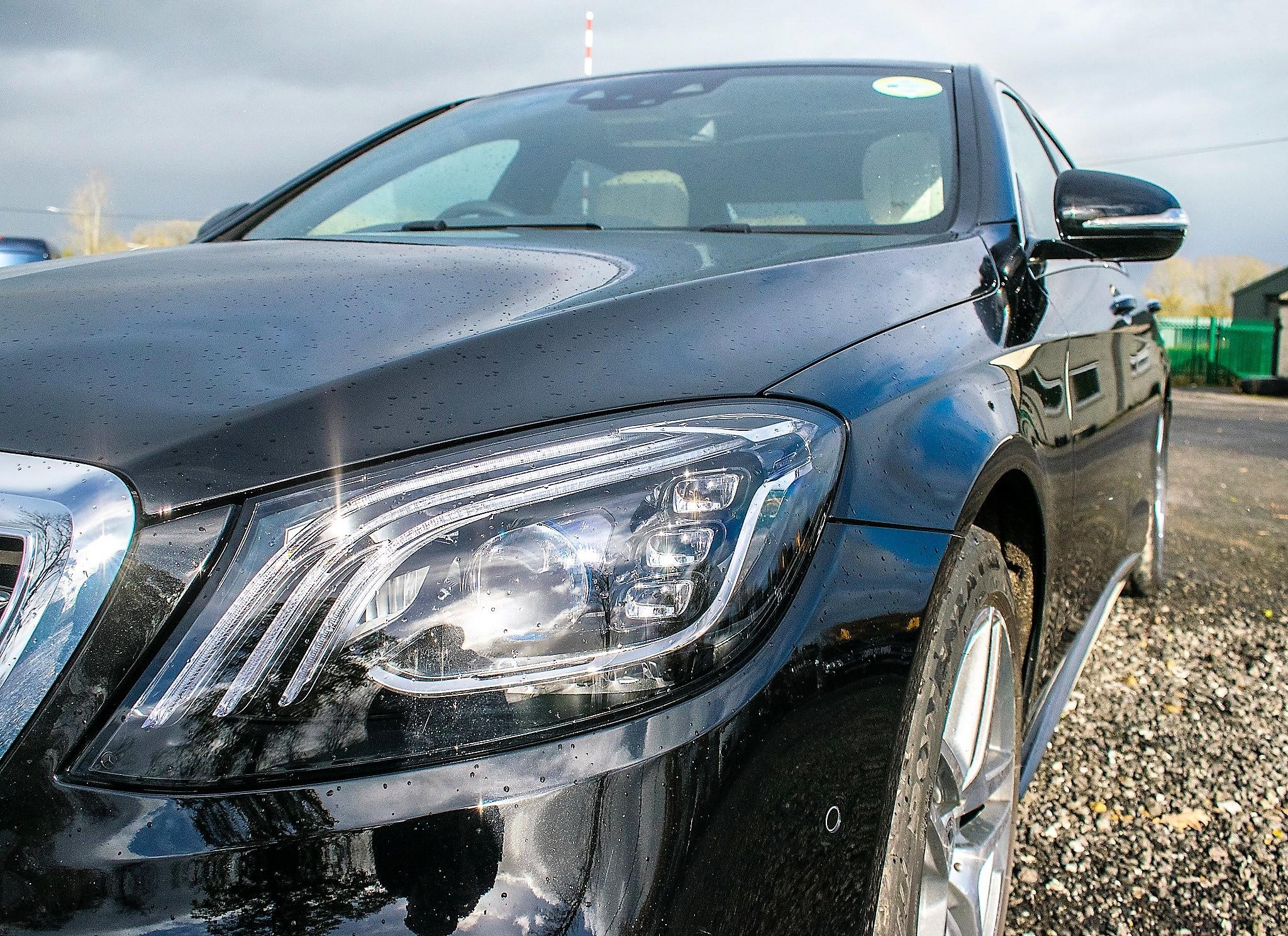 Mercedes Benz S450 L AMG Line Executive auto petrol 4 door saloon car Registration Number: FX68 - Image 12 of 30