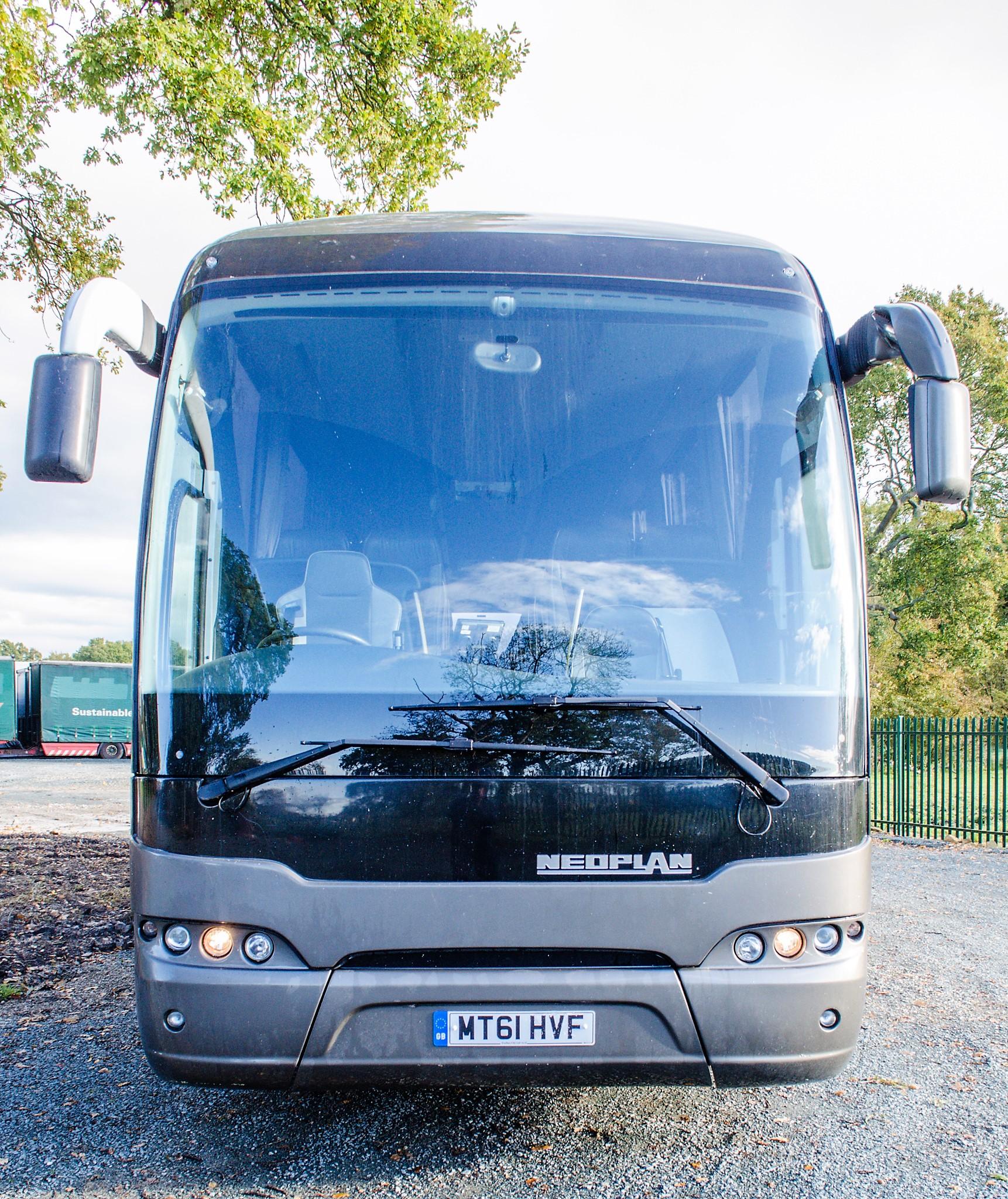 MAN Neoplan Tourliner 53 seat luxury coach Registration Number: MT61 HVF Date of Registration: 01/ - Image 5 of 21
