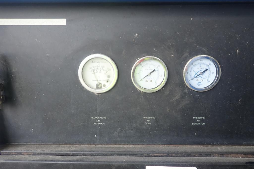 CompAir Kellogg 6000 air compressor, type 6100 C5H, SN V9F61271/5E, 33,000 hours. **Rigging Fee: $15 - Image 7 of 7