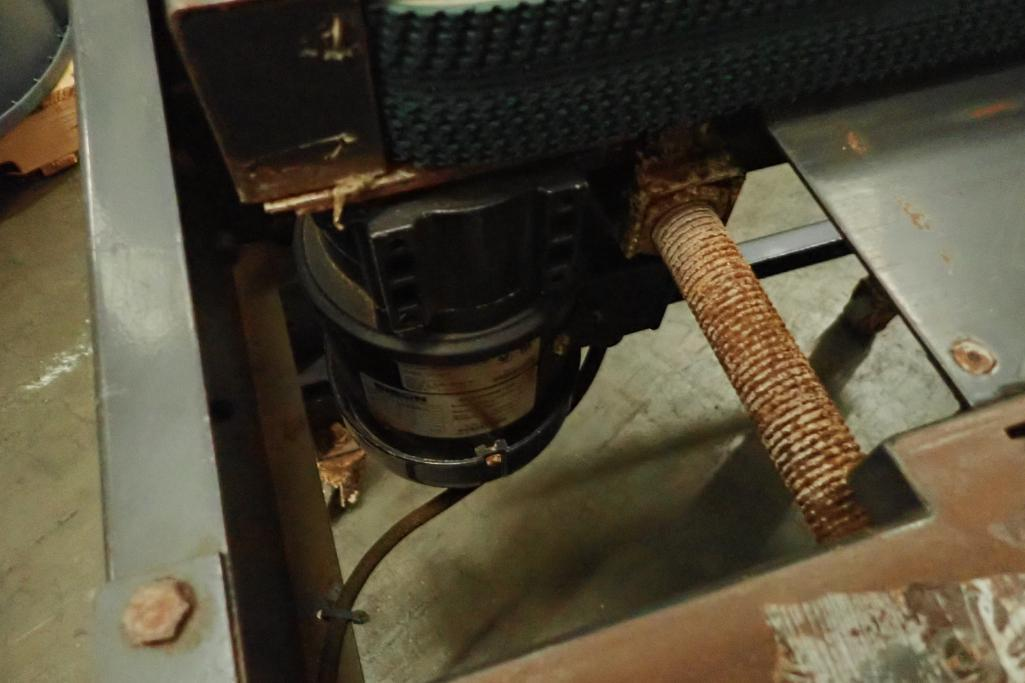 Little David case taper, Model LD3SD, SN 269592SB2, no tape heads. **Rigging Fee: $75** - Image 5 of 7