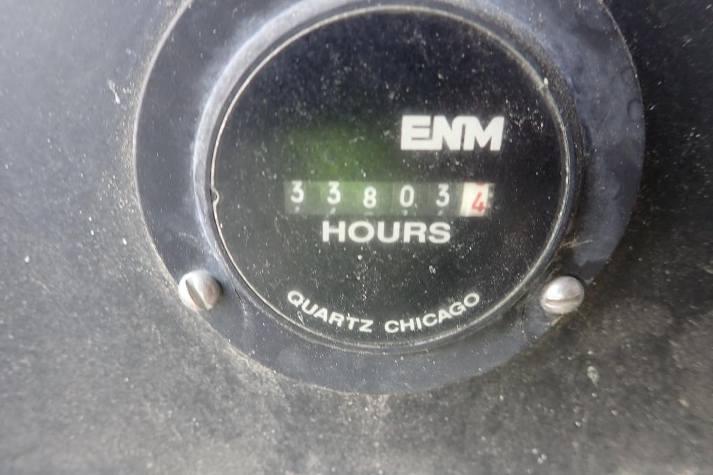 CompAir Kellogg 6000 air compressor, type 6100 C5H, SN V9F61271/5E, 33,000 hours. **Rigging Fee: $15 - Image 6 of 7