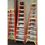 Werner 10 ft. step ladder. **Rigging Fee: $10**