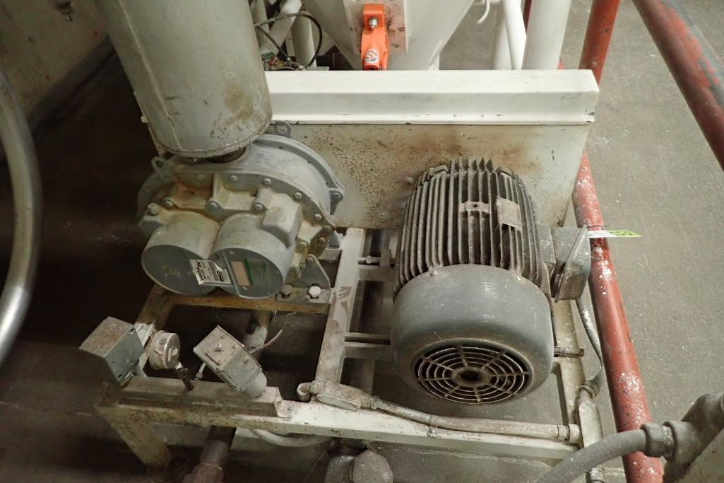 20 HP Roots blower package, Model: 65 URAI, SN: 0007911024. **Rigging Fee: $250** - Image 2 of 6