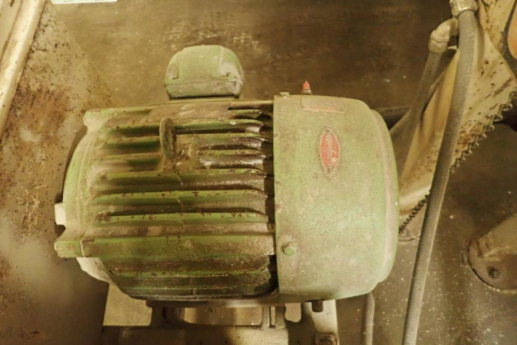 10 HP Roots blower package. SN: SR00012010. **Rigging Fee: $250** - Image 4 of 5