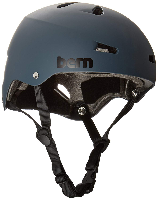 Lot 15 - Bern Unisex's Macon EPS Cycling Helmet, Mutted Teal, Medium